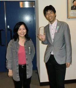 2 people working independently in Nagasaki are managing Tsunaguba.