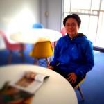 デザイナーの中村さん