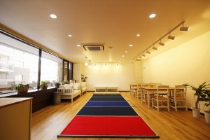 書道スタジオ